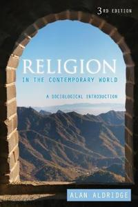 Religion in the Contemporary World: A Sociological Introduction