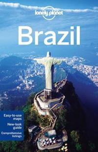 Lonely Planet Brazil [With Map]