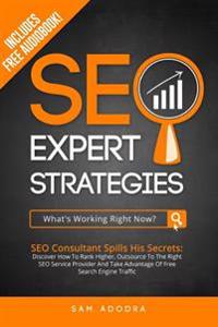 Seo Expert Strategies: Seo Consultant Spills His Secrets - Discover How to Rank Higher, Outsource to the Right Seo Service Provider and Take