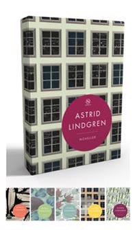 Presentask med fem noveller av Astrid Lindgren