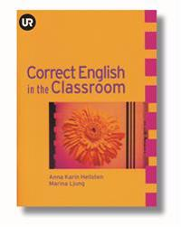 Correct English in the Classroom