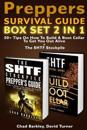 Preppers Survival Guide Box Set 2 in 1: 50+ Tips on How to Build a Root Cellar to Get You Out Alive + the Shtf Stockpile: (Survival Guide, Survival Bo