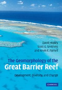 Geomorphology of the Great Barrier Reef