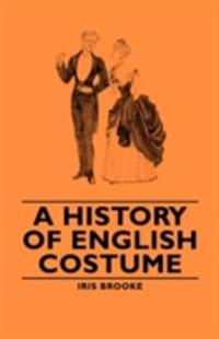 History of English Costume
