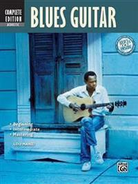 Acoustic Blues Guitar, Complete Edition [With CD (Audio)]