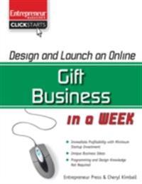 Design and Launch an Online Gift Business in a Week