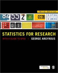 Statistics for Research