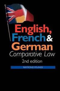 English, French & German Comparative Law