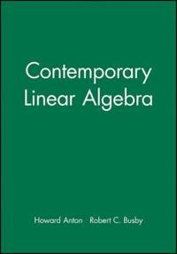 Contemporary Linear Algebra, Ti-Calculator Technology Resource Manual
