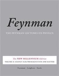 Feynman Lectures on Physics Vol.2