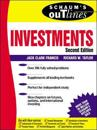 Schaum's Outline of Theory and Problems of Investments