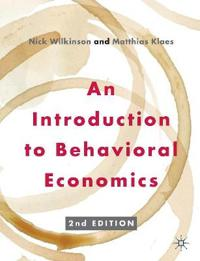 An Introduction to Behavioral Economics