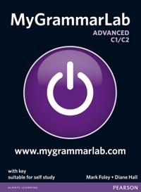 MyGrammarLab Advanced with Key and MyLab Pack