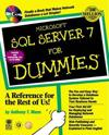 Microsoft SQL Server 7 for Dummies [With *]