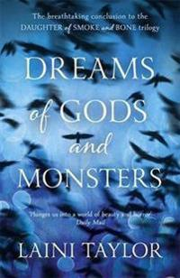 Dreams of Gods and Monsters: Daughter of Smoke and Bone