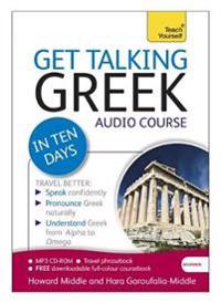 Teach Yourself Get Talking Greek in Ten Days