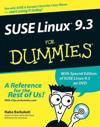 SUSE Linux 9.3 for Dummies [With CD-ROM]