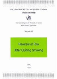 Reversal of Risk After Quitting Smoking