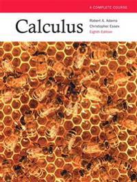 Calculus: a Complete Course / Calculus:Complete Course Student Solutions Manual /MyMathLab Global 24 Months Student Access Card