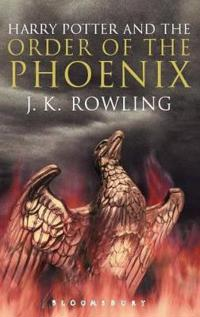 Harry Potter and the Order of the Phoenix (vuxen pocket A)