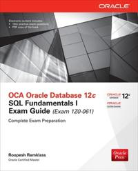 OCA Oracle Database 12c