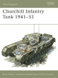 Churchill Infantry Tank 1941-1951