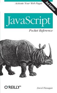 JavaScript Pocket Reference