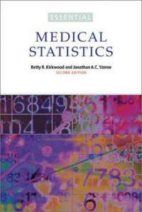 Essential Medical Statistics