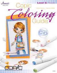 Copic Coloring Guide Level 3