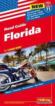 USA Florida Road Guide