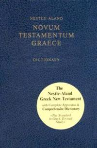 Nestle Aland with Concise English-Greek Dictionary-FL