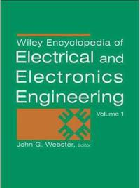 Wiley Encyclopedia of Electrical and Electronics Engineering, Supplement 1,