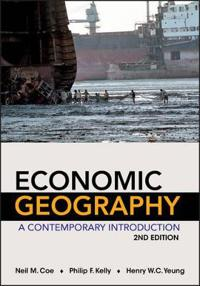 Economic Geography - A Contemporary Introduction
