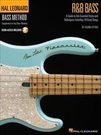 R&B Bass [With CD (Audio)]
