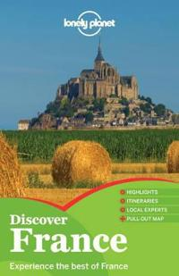Lonely Planet Discover France [With Map]