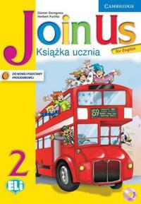 Join Us for English Level 2 Pupil's Book