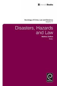Disasters, Hazards and Law