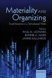 Materiality and Organizing