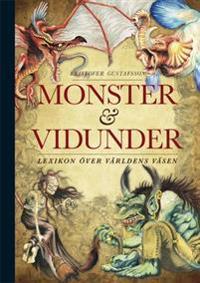 Monster och vidunder : lexikon över världens väsen