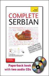 Complete Serbian: From Beginner to Intermediate [With 400 Page Book]