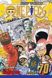 One Piece, Volume 70