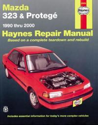 Mazda 323 & Protege Automotive Repair Manual