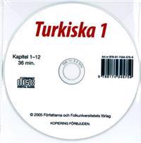 Turkiska 1 cd audio
