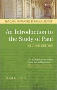An Introduction to the Study of Paul