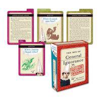 The Box of General Ignorance Flash Cards: 100 Flash Cards to Entertain Your Brain