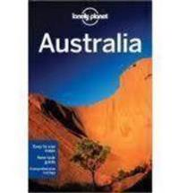 Lonely Planet Country Guide Australia