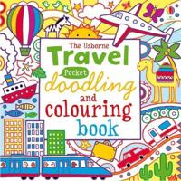 Pocket Doodling and Colouring: Travel