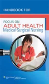 Handbook for Focus on Adult Health