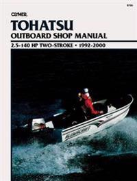 Tohatsu Two-Stroke Outboards 2.5-140 Hp, 1992-2000