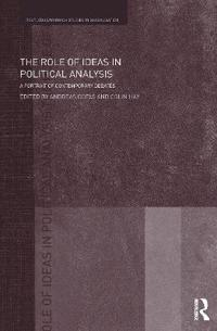 The Role of Ideas in Political Analysis